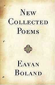 New Collected PoemsBoland, Eavan - Product Image