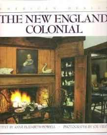 New England Colonial, The: American Design SeriesPowell, Anne Elizabeth - Product Image