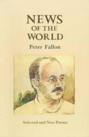 News of the World: Selected and New PoemsFallon, Peter - Product Image