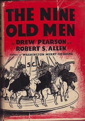 Nine Old Men, ThePearson, Drew and Robert S. Allen - Product Image