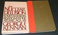 Nuclear Delusion, The - Soviet-American Relations in the Atomic Age.Kennan, George F. - Product Image
