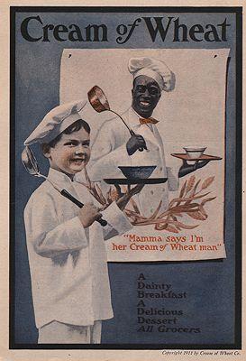 ORIG VINTAGE MAGAZINE AD/ 1911 CREAM OF WHEAT ADillustrator- N/A - Product Image