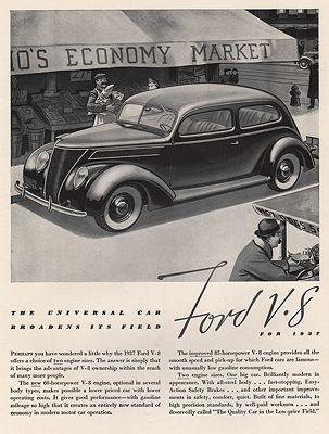 ORIG VINTAGE MAGAZINE AD/ 1933 CHEVROLET CAR ADillustrator- Jean  Pages - Product Image
