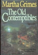 Old Contemptibles, The by: Grimes, Martha - Product Image
