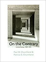 On the Contrary: Critical Essays, 1987-1997Churchland, Paul M. - Product Image