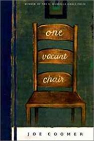 One Vacant Chairby: Coomer, Joe - Product Image