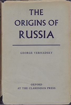 Origins of Russia, TheVernadsky, George - Product Image