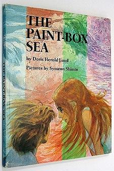 Paint-Box Sea, TheLund, Doris Herold, Illust. by: Symeon Shimin - Product Image