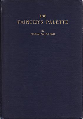 Painter's Palette - A Theory of Tone Relations an Instrument of Expression, TheRoss, Denman Waldo - Product Image