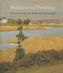 Painters of Peconic: Edith Prellwitz & Henry Prellwitzby: Gerdts, Dr. William H. - Product Image
