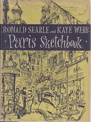 Paris SketchbookSearle, Ronald/Kaye Webb, Illust. by: Ronald  Searle - Product Image