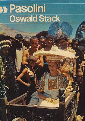 Pasolini On Pasolini Stack, Oswald - Product Image