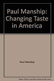 Paul Manship: Changing Taste in Americaby: Manship, Paul - Product Image