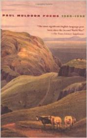Paul Muldoon Poems 1968  1998by: Muldoon, Paul - Product Image