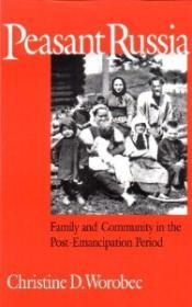 Peasant Russia: Family and Community in the PostEmancipation Periodby: Worobec, Christine D. - Product Image