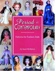 Period & Contemporary: Patterns for Fashion Dollsby: McMahon, Hazel - Product Image