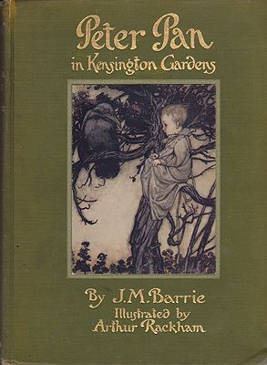 Peter Pan in Kensington GardensBarrie, J.M. and Arthur Rackham, Illust. by: Arthur  Rackham - Product Image