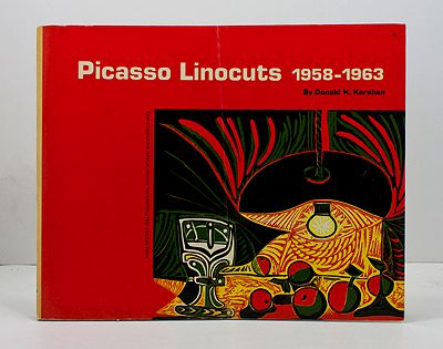 Picasso Linocuts 1958-1963Karshan, Donald H. - Product Image