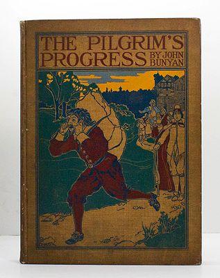 Pilgrim's Progress, TheBunyan, John, Illust. by: George Woolliscroft Rhead, Frederick Rhead, Louis Rhead - Product Image