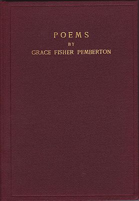 Poems (SIGNED COPY)Pemberton, Grace Fisher - Product Image