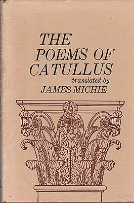 Poems of Catullus, TheMichie (Transl.), James - Product Image