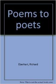Poems to Poets/ Engravings by Michael McCurdyby: Eberhart, Richard - Product Image
