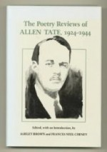 Poetry Reviews of Allen Tate 1924-1944 (Southern Literary Studies)by: Tate, Allen - Product Image