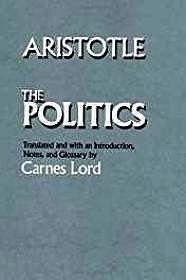 Politics, The Aristotle - Product Image