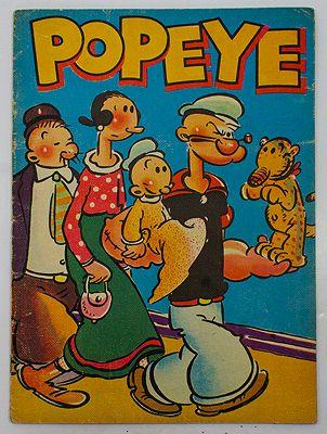 PopeyeSegar, E. C., Illust. by: E. C.   Segar - Product Image