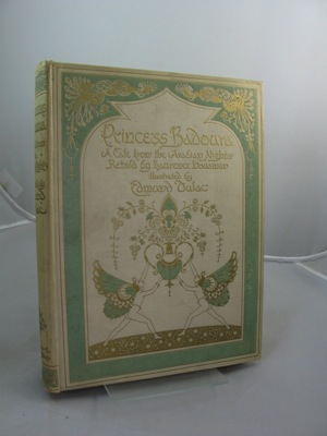 Princess Badoura: A Tale from the Arabian NightsHousman (retold by), Laurence, Illust. by: Edmund Dulac - Product Image