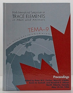 Proceedings of the Ninth International Symposium on Trace Elements in Man and Animals (Tema-9)Fischer, P. W. (Editor) - Product Image