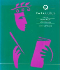 Q Parallels: Synopsis, Critical Notes & ConcordanceKloppenborg, John S. - Product Image