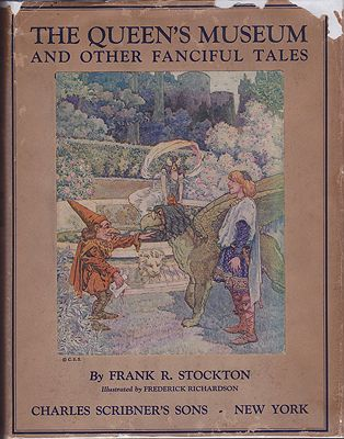 Queen's Museum and Other Fanciful Tales, TheStockton, Frank R. - Product Image