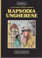 Rapsodia Ungherese: Le avventure di Max Fridmanby: Giardino, Vittorio  - Product Image