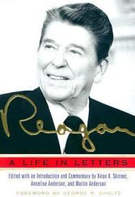 Reagan - A Life in Lettersby: Skinner (Eds.), Karon K. , Annelise Anderson, Martin Anderson - Product Image