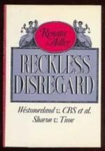 Reckless Disregardby: Adler, Renata - Product Image