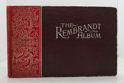 Rembrandt Album, The (Watkins Glen, New York)n.a. - Product Image
