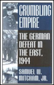 Retreat to the Reich: The German Defeat in France, 1944by: Jr., Samuel W. Mitcham - Product Image