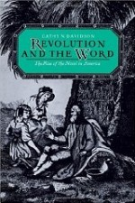 Revolution and the Word: The Rise of the Novel in Americaby: Davidson, Cathy N. - Product Image