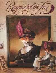 Reynard the FoxVaes, Alain, Illust. by: Alain Vaes - Product Image