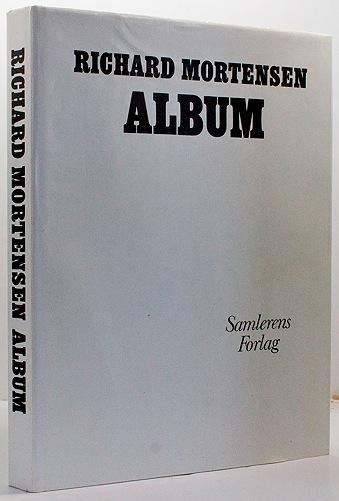 Richard Mortensen - Album (SIGNED COPY)Hartman (Editor), Paul - Product Image
