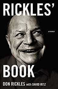 Rickles' Book: A MemoirRickles, Don - Product Image