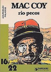 Rio Pecos Mac Coyby: Jean-Pierre Gourmelen, Antonio Hernandez Palacios  - Product Image
