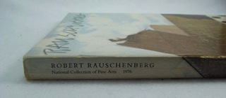 Robert Rauschenberg (SIGNED COPY)by: Rauschenberg, Robert - Product Image