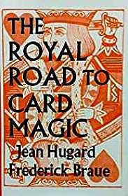 Royal Road To Card MagicHugard, Jean - Product Image