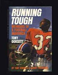 Running Tough - Memoirs of a Football Maverickby: Dorsett, Tony - Product Image