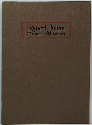 Rupert Julian - The Man and His ArtClymer, John B./Rupert Julian - Product Image