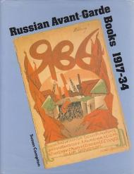 Russian AvantGarde Books 191734by: Compton, Susan - Product Image