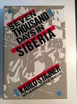 SEVEN THOUSAND DAYS IN SIBERIAStajner, Karlo - Product Image