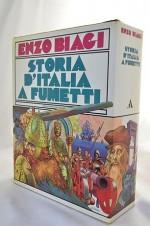 STORIA D'ITALIA A FUMETTI- VOL. I, II, III DAI BARBARI AI CAPITANI DI VENTURA- DA COLOMBO ALLA RIVOLUZIONE FRANCESE- DA NAPOLEONE ALLA REPUBBLICA ITALIANA (3 Volumes)by:  - Product Image